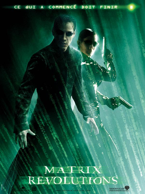 Matrix Revolutions [DVDRIP] [FRENCH] [FS]