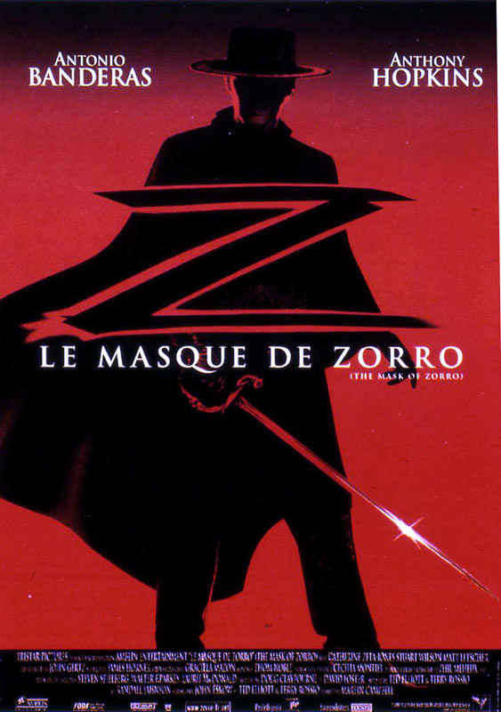 Le Masque de Zorro [DVDRIP] [FRENCH] AC3 [FS]