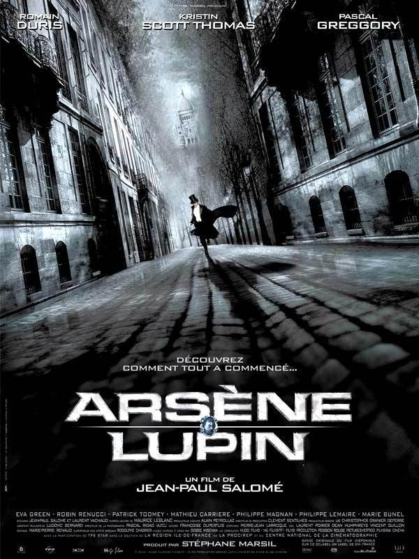 Arsene Lupin FRENCH DVDRiP XViD AC3 [FS]