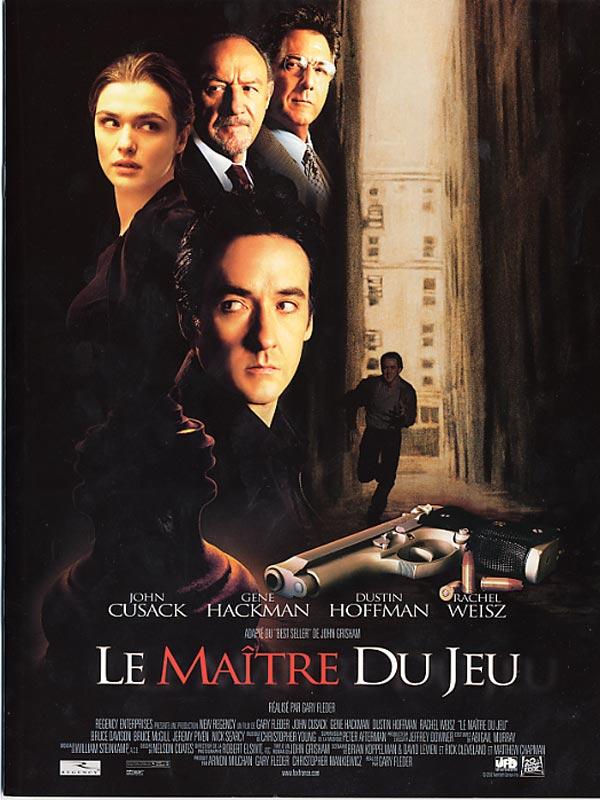 Le Maître du jeu [FRENCH] [DVDRiP] [RG]