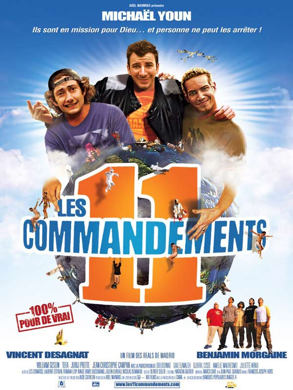 Les 11 commandements [DVDRIP] [FRENCH] AC3 [FS]