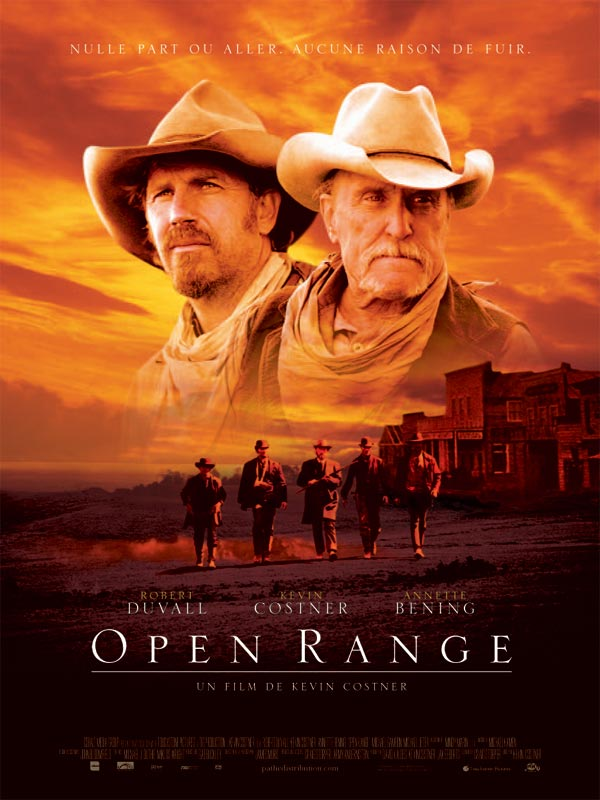Open Range [BRRIP] [TRUEFRENCH] AC3 [FS]