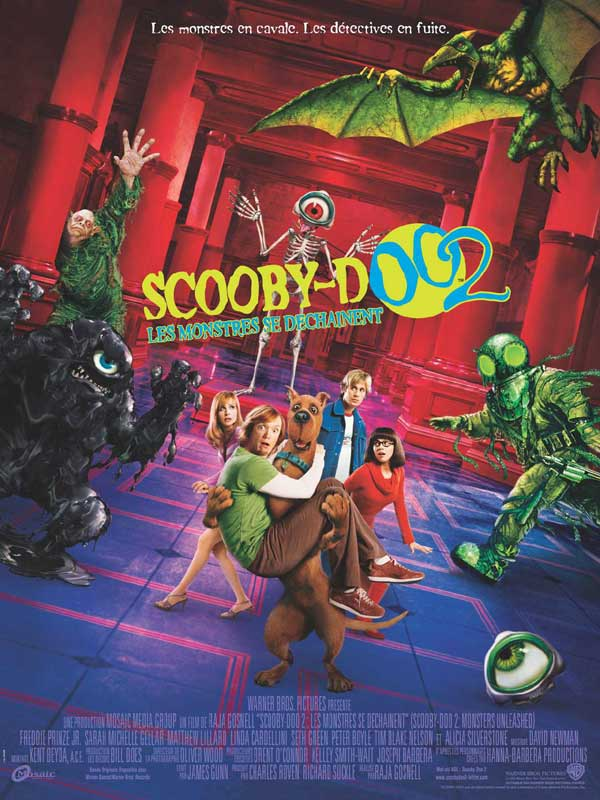 Scooby Doo 2 Les monstres se dechainent Truefrench DVDRip [FS]