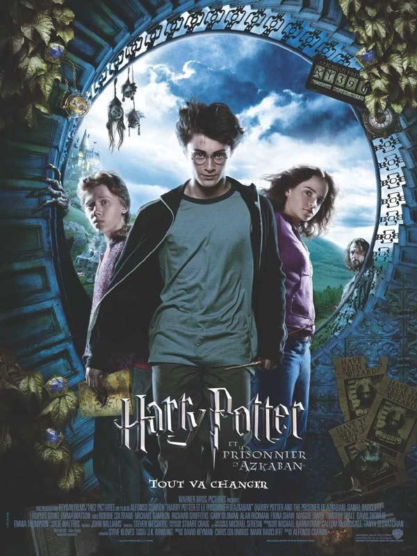 Harry Potter 3 et le Prisonnier d'Azkaban