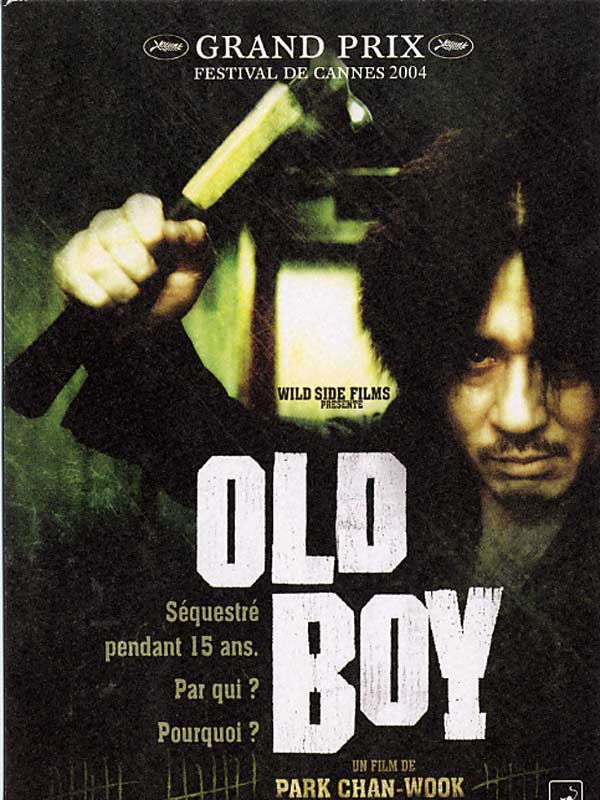 [MULTI] OLD BOY [DVD9] [PAL]