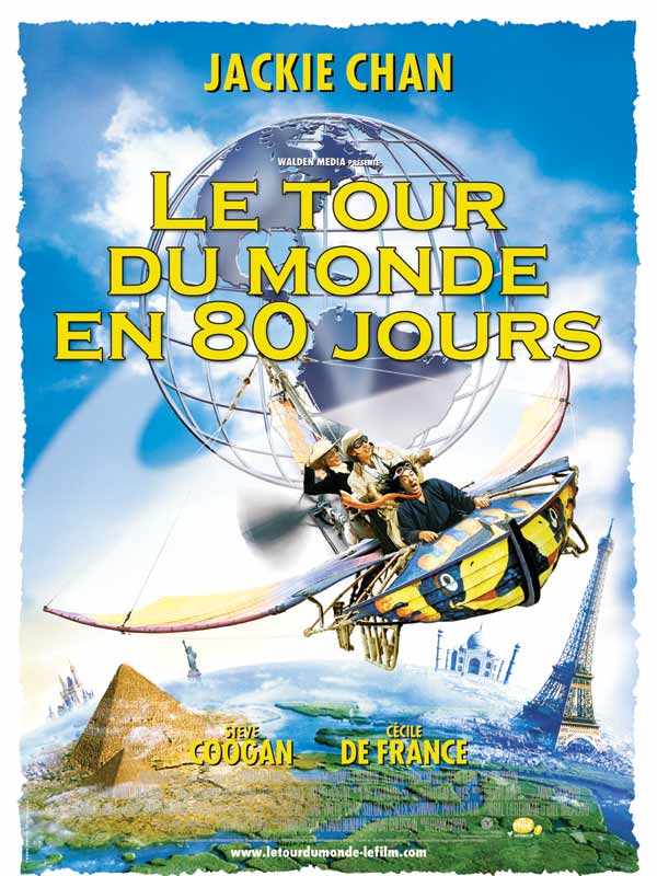 Le Tour du monde en 80 jours streaming