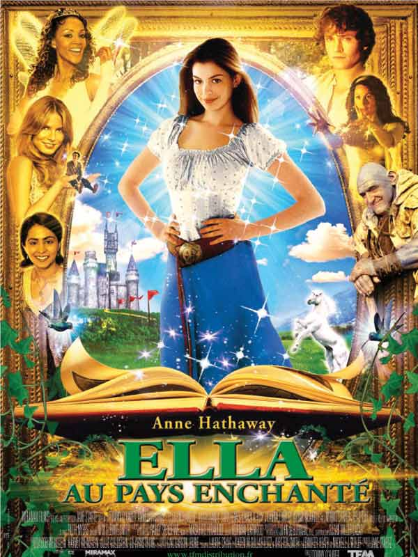Ella au pays enchante streaming