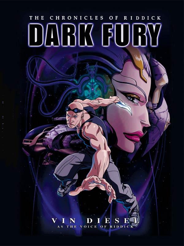 [Multi]  Les Chroniques de Riddick : Dark fury [DVDRiP]