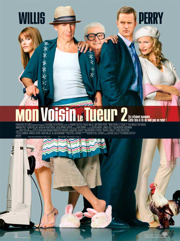 Mon voisin le tueur 2 [DVDRIP] [TRUEFRENCH] [FS]