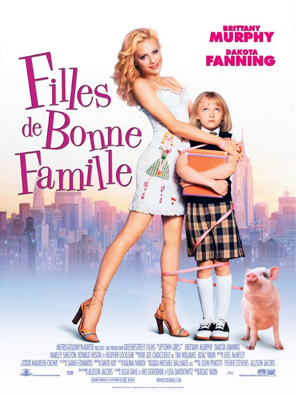 filles de bonne famille film 2002 allocin. Black Bedroom Furniture Sets. Home Design Ideas