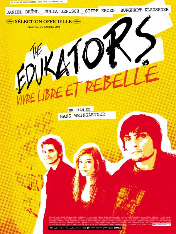 The Edukators (2004) [FRENCH] [DVDRip]