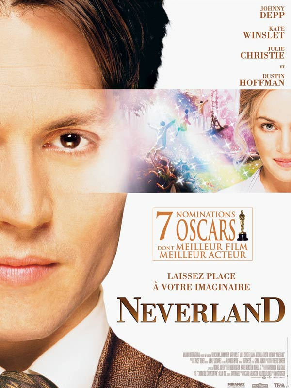 Finding Neverland [DVDRIP/X264 -  TRUFRENCH & VOSTFR] [US]