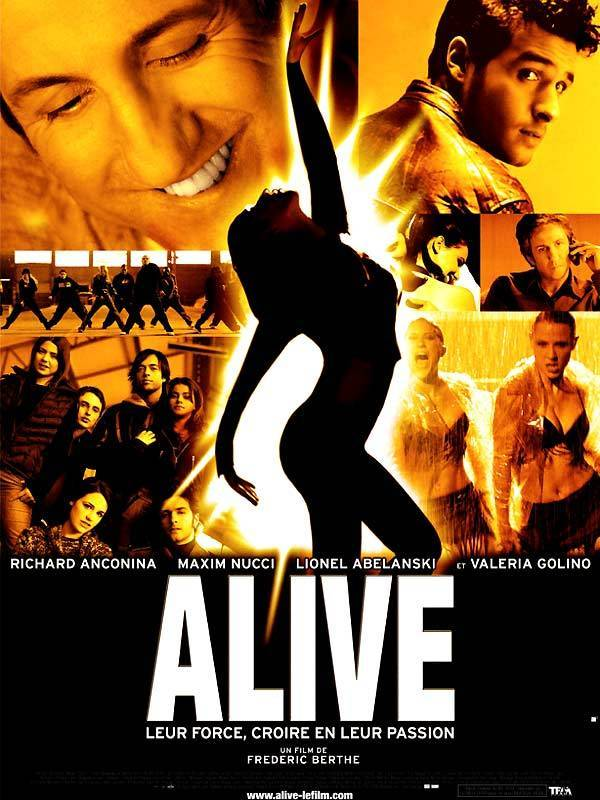 Alive [DVDRIP] [FRENCH] [UL] [TB]
