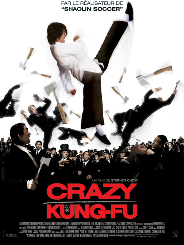Crazy kung-fu streaming