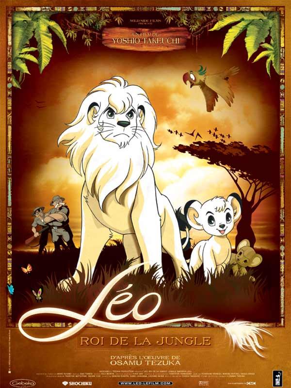 Léo, roi de la jungle [DVDRIP|TRUEFRENCH] [FS]