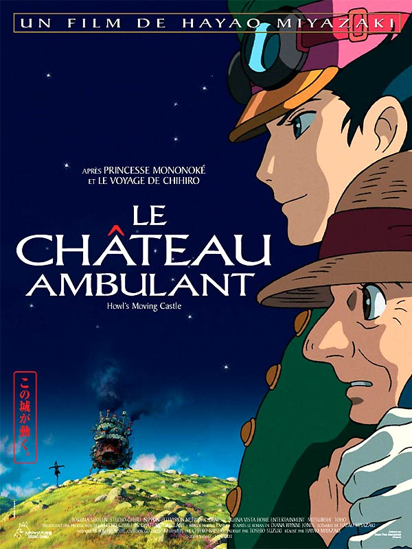 [MULTI] Le Ch�teau ambulant  [bluray 720p][FRENCH]