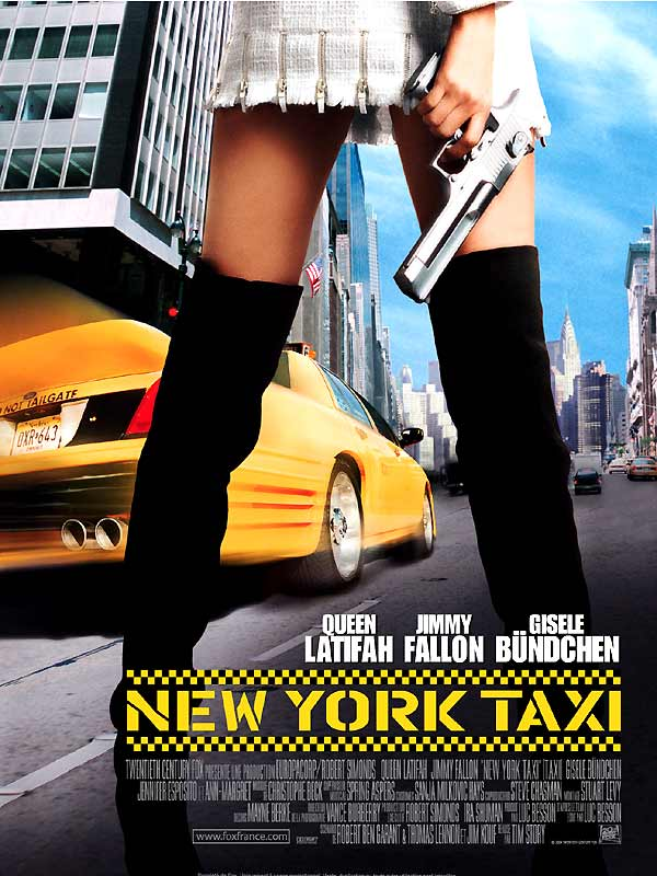 New York taxi [BDRIP] [TRUEFRENCH] AC3 [FS]