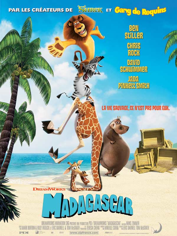 Madagascar [DVDRIP] [FRENCH] [FS]