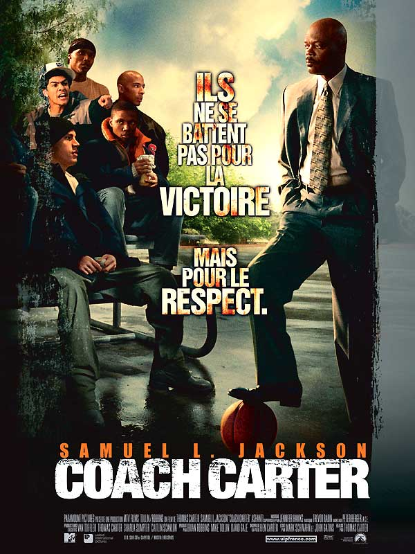 [Multi] Coach Carter [DVDRip][TRUEFRENCH]