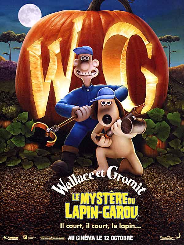 Wallace et Gromit : le Mystère du lapin-garou [FRENCH DVDRiP]