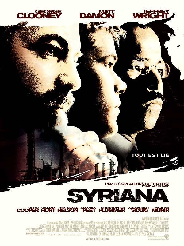 Syriana affiche