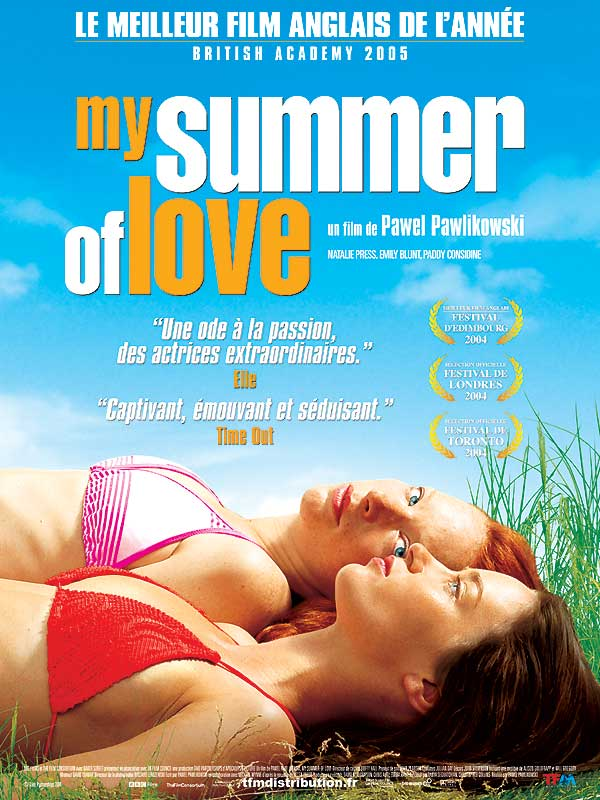 My Summer of Love streaming