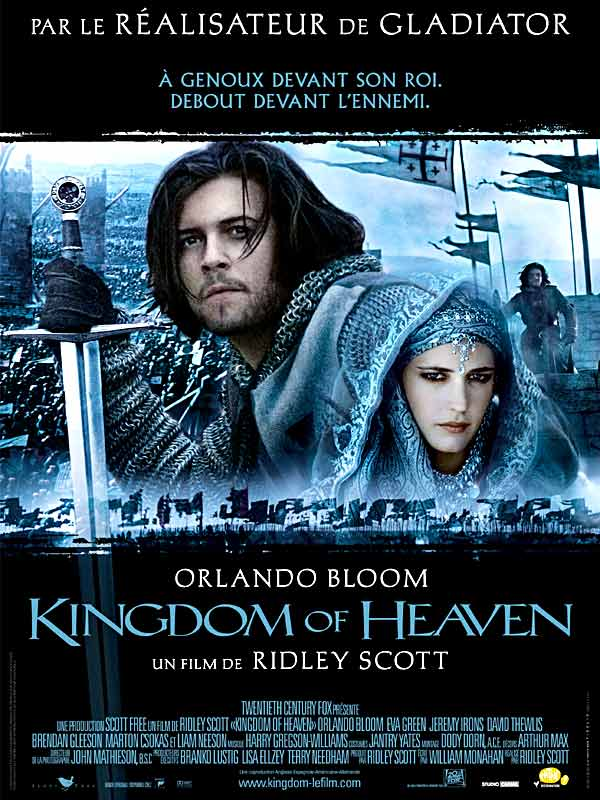 Kingdom of Heaven streaming