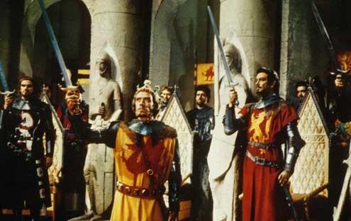 Les chevaliers de la table ronde de cape et d 39 p e - Le cycle arthurien et les chevaliers de la table ronde ...