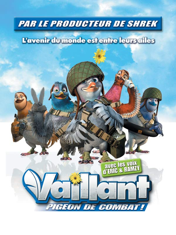 Vaillant Pigeon De Combat |FRENCH| BRRip AC3 [FS]