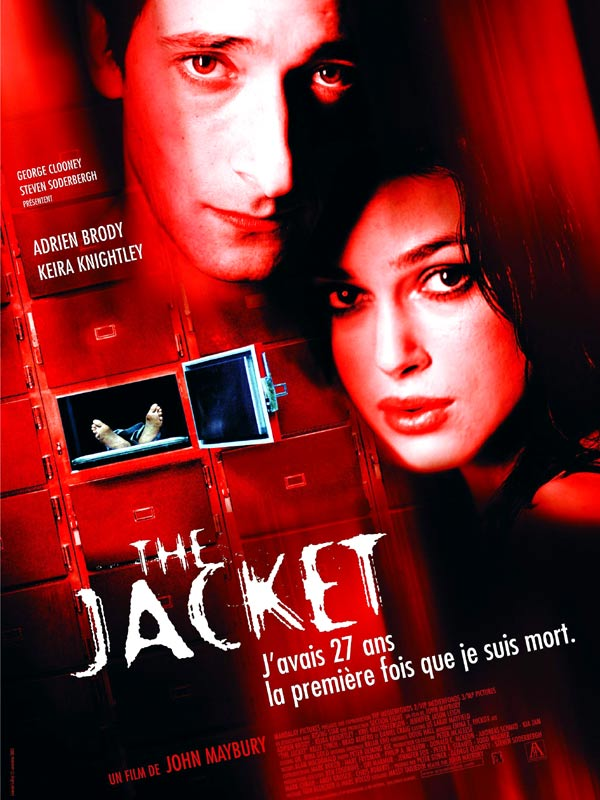The Jacket affiche