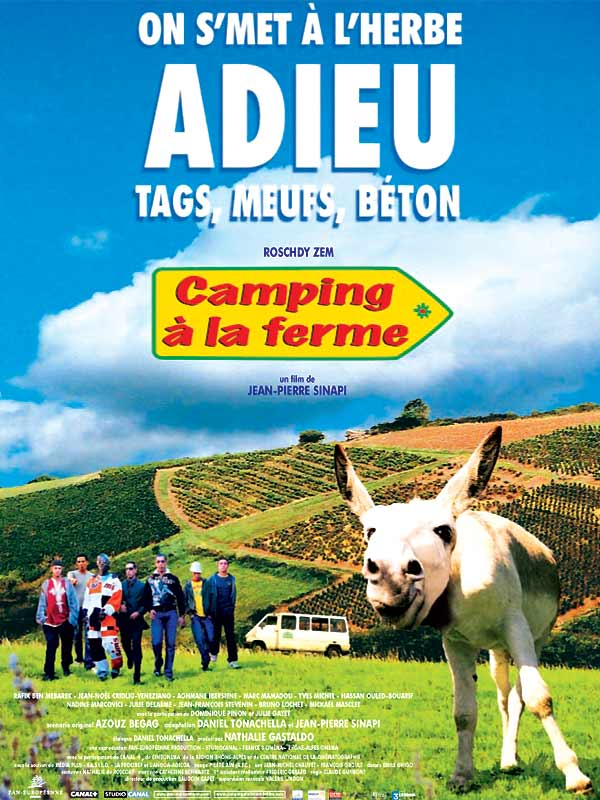 Camping à la ferme [FRENCH DVDRiP]