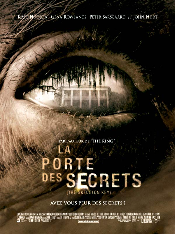 La Porte des secrets streaming