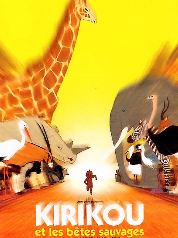 Kirikou et les bêtes sauvages[DVDRiP - FR] [FS]