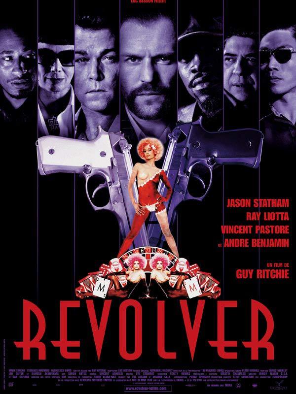 bande originale, musiques de Revolver