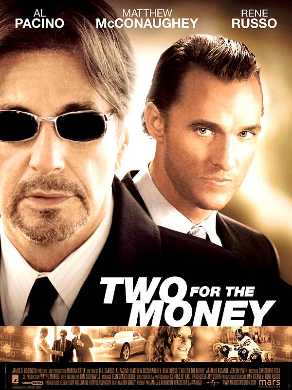 Two for the Money 2005 |DVDRIP| [VOSTFR] AC3 [FS]