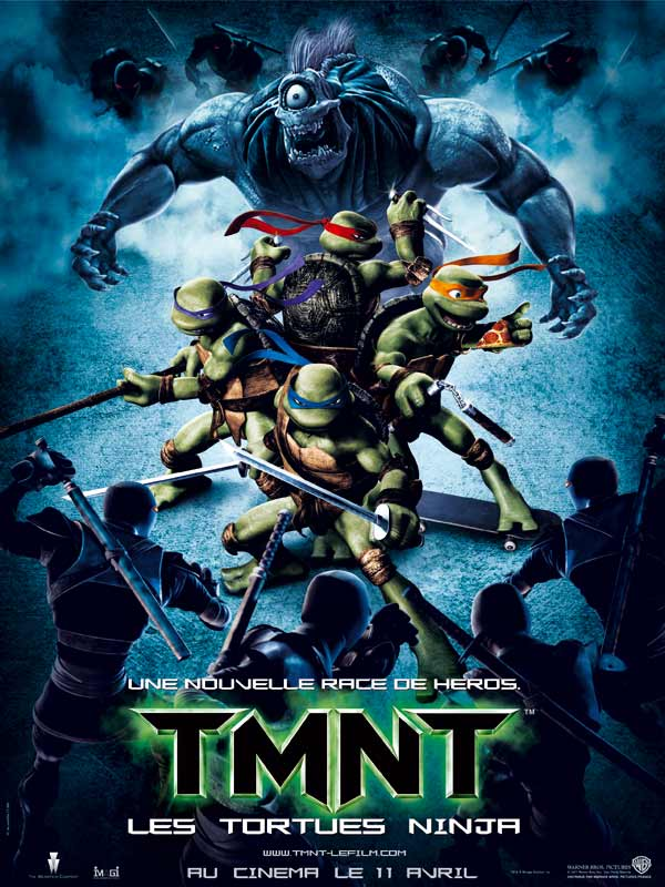 TMNT  Les Tortues Ninja FRENCH DVDRIP