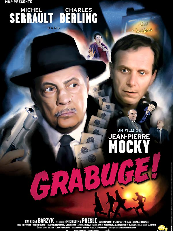 [UPTOBOX] Grabuge [FRENCH] [DVDRIP]