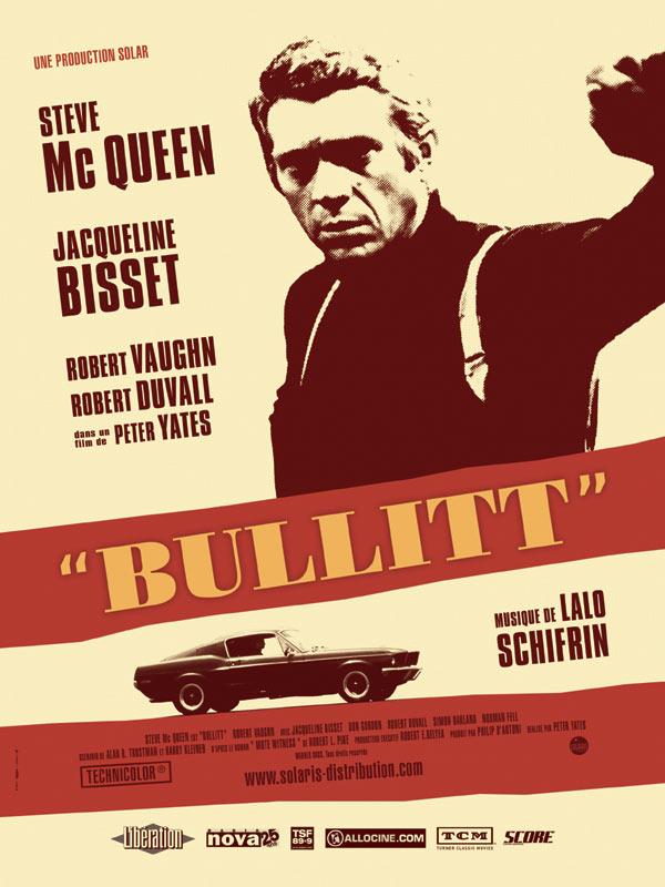 Bullitt affiche