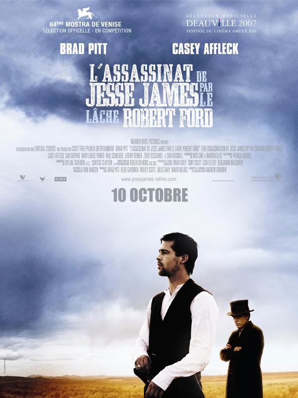 L'Assassinat de Jesse James par le lache Robert Ford streaming