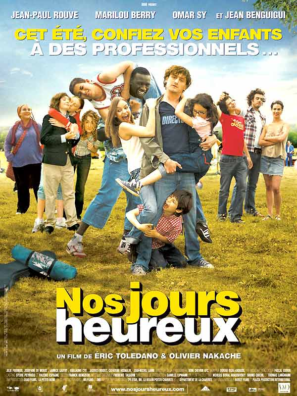 Nos Jours Heureux [FRENCH] [DVDRIP] (FS) (2CD)
