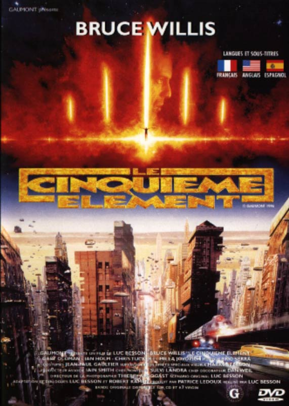 Le Cinquieme Element |TRUEFRENCH| [DVDRiP] (FS)