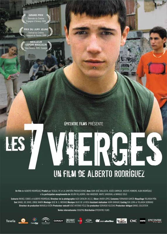 Les 7 vierges [DVDRIP - FRENCH] [RG]