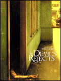 Affichette (film) - FILM - The Devil's rejects : 59027