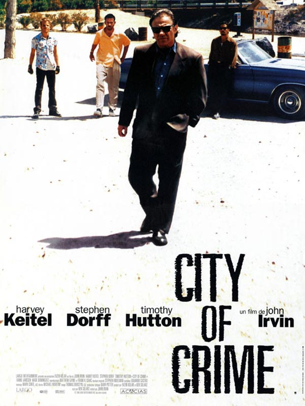 [HF] City of crime [DVDRip]