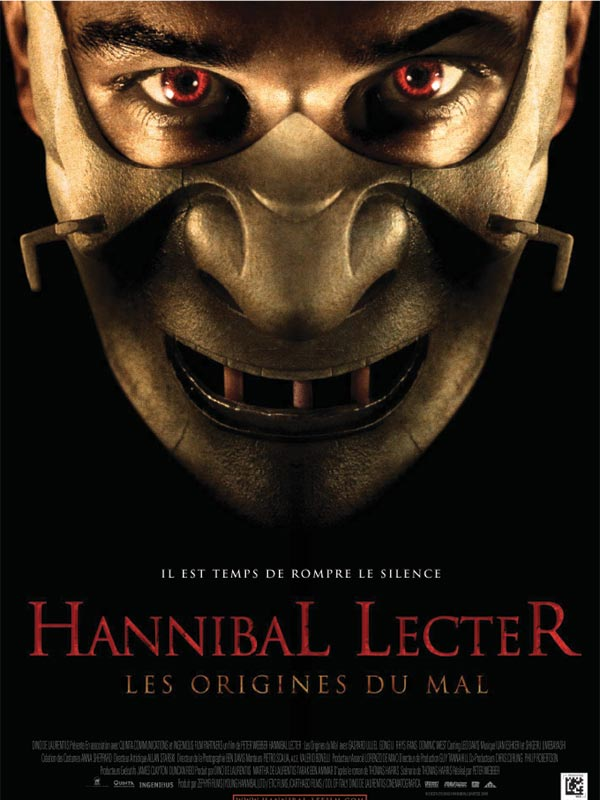 Hannibal Lecter : les origines du mal [FRENCH][DVDRIP]