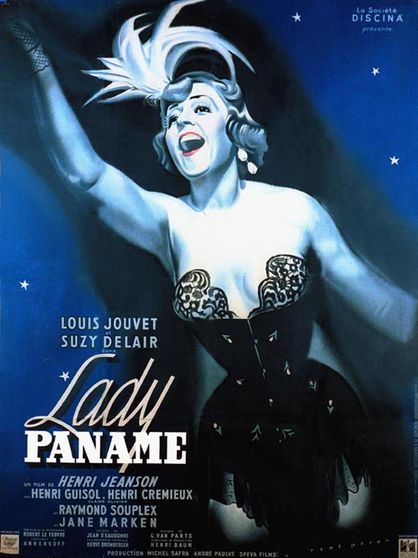 Lady Paname affiche