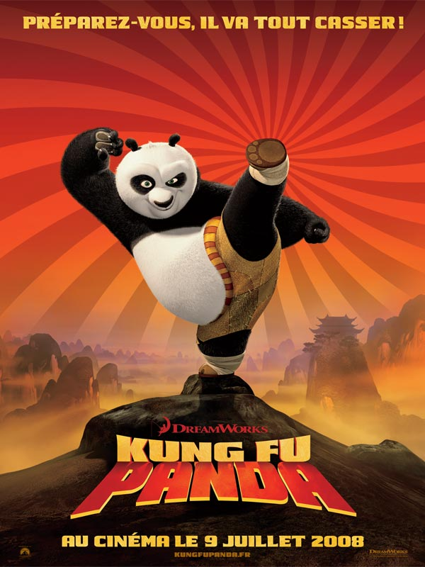 Kung Fu Panda [BDRIP] [TRUEFRENCH] AC3 [FS]