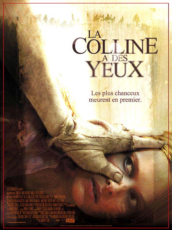 La Colline a des yeux streaming