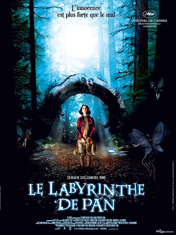 Le Labyrinthe de Pan [DVDRIP] [TRUEFRENCH] [FS]