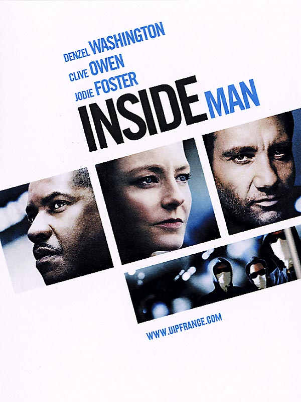 Inside Man - l&#039;homme de l&#039;intrieur